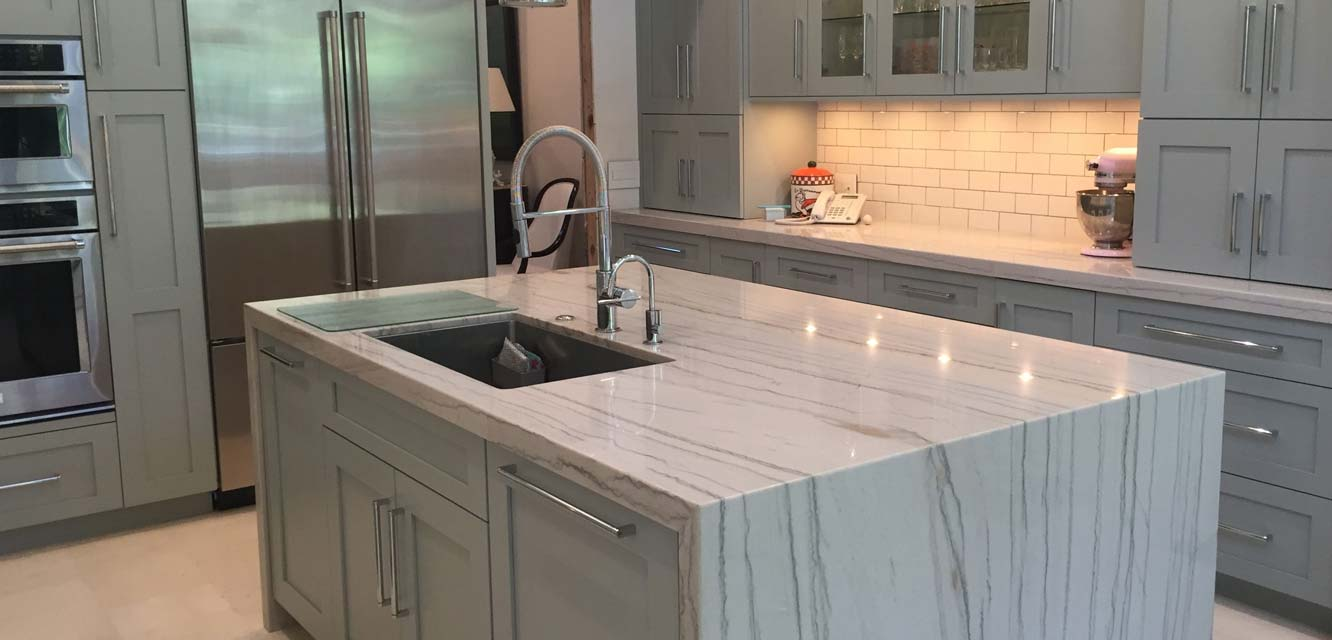 Florida Wave Quartzite Countertops
