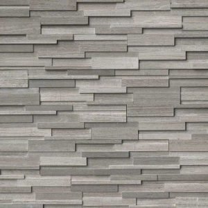GRAY OAK 3D HONED
