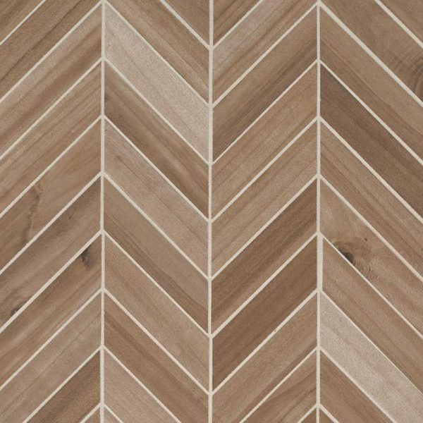 Havenwood Saddle Chevron Mosaic 12x15