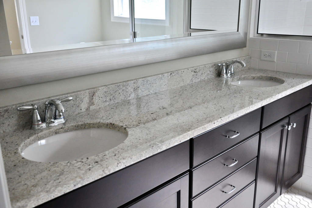 Bianco Romano Granite Countertops